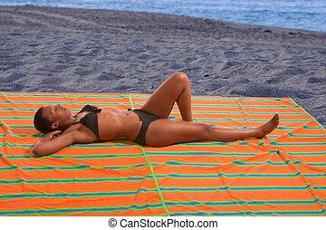 Sunbath #3