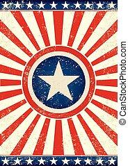 sunbeams, stjerne, flag, os