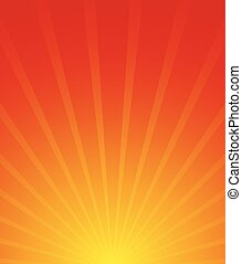 Sunburst, starburst background. Converging-radiating lines...