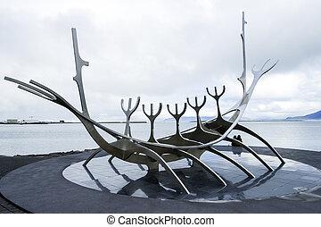 suncraft, reykjavik, solfar, island