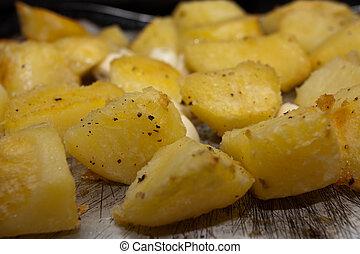 Sunday Roast potatoes