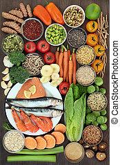sundhed mad, samling