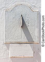 Sundial, St. Mary Anglican Curch, Stellenbosch
