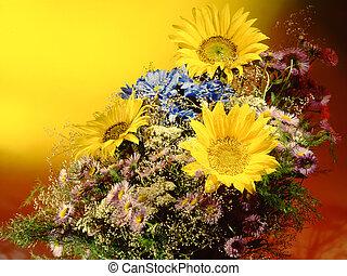 sunflower;
