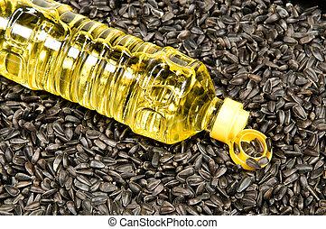 Sunflower-seed oil
