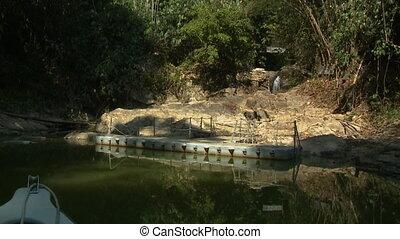 Sungai Ruok Entry, Belum Rainforest, Malaysia - Medium...