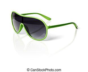 Sunglasses - Cheap 1980s style plastic sunglasses