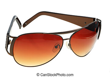 Sunglasses, isolated