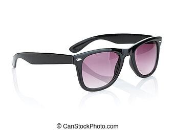 Sunglasses. Isolated on white background