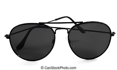 sunglasses isolated on white