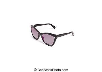 Sunglasses isolated on white.