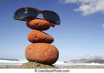 Sunglasses Stack