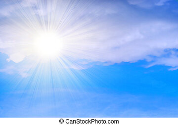 sunlight - solar sky
