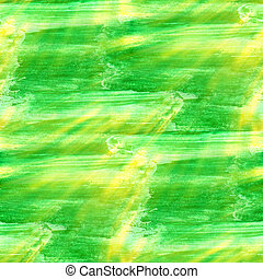 sunlight watercolor seamless green texture background...
