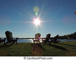 Sunny Autumn Afternoon II