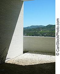 Sunny corner in Andalusia