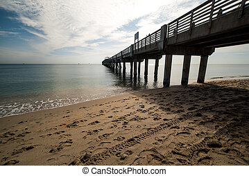 Sunny Florida Oceanscape 14