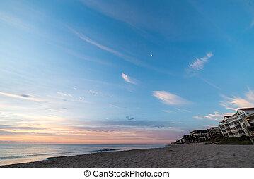 Sunny Florida Oceanscape