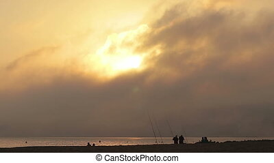 Sunny landscape from Spain (Costa Brava)