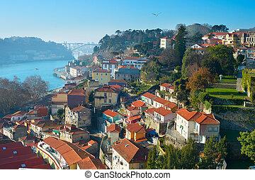 Sunny Porto, Portugal