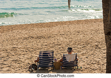 Sunny retirement