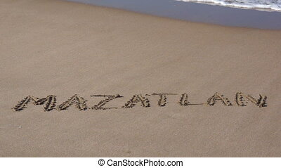 Sunny Vacation in Mazatlan Mexico