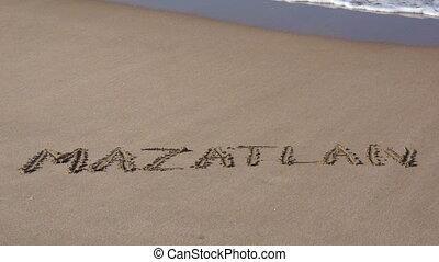 Sunny Vacation in Mazatlan Mexico