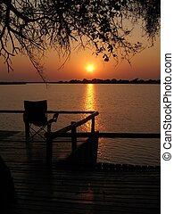 Sunrise dock - 1