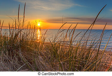 Sunrise Horizon