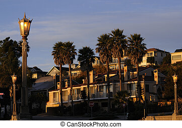 Sunrise in Capitola