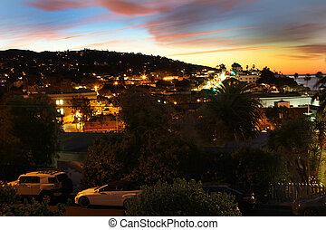 Sunrise Laguna Beach