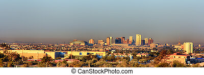 Sunrise on Phoenix