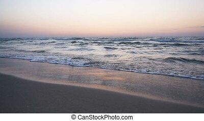 Sunrise Sea Landscape