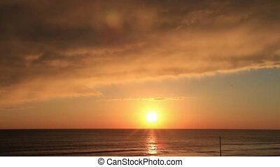 Sunrise Time Lapse Florida