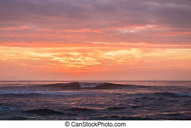 Sunrise Wave 1