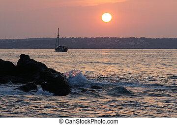 sunset - 4