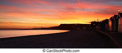 Sunset Beach HUts