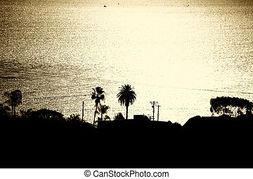 Sunset Harbor Los Angeles