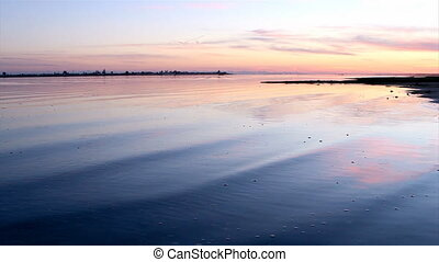 Sunset in Ria Formosa conservation - Sunset in Ria Formosa ...