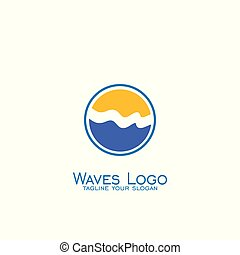 sunset logo,