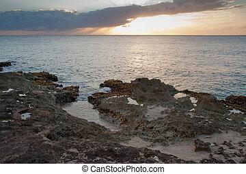 Sunset - Grand Cayman sunset