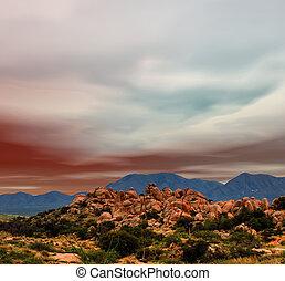 Texas Canyon