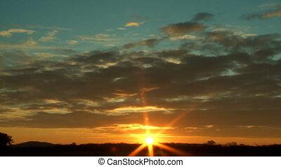 Sunset timelapse pt 1