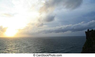 Sunset Uluwatu