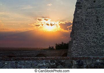 he castle of Mukachevo