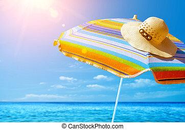 Sunshade and Hat
