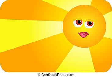 Sunshine design.