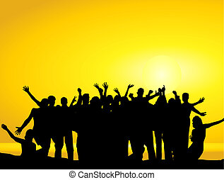 sunshine friends