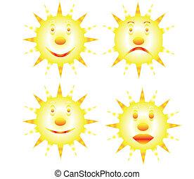 sunshine shapes