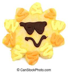 Sunshine Sugar Cookie